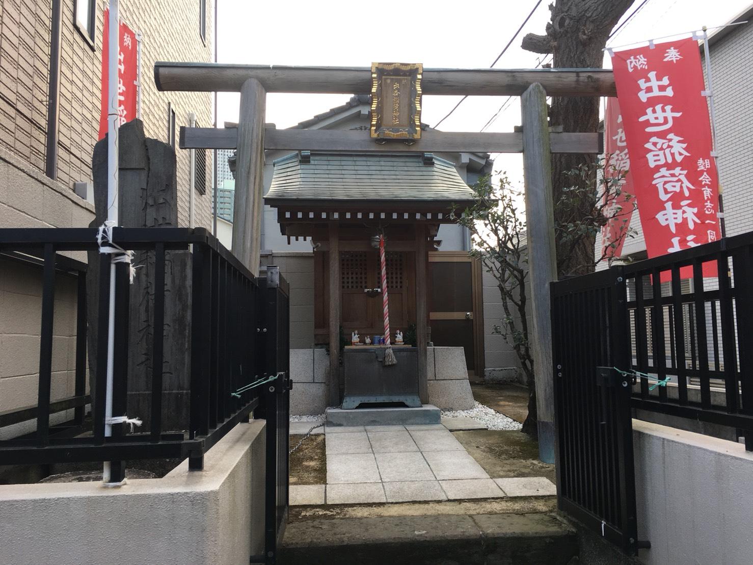 【大塚駅】ぶらり、ちょこっと大塚さんぽ。空蝉橋から抜けるスカイツリーが気持ちいい!の出世稲荷神社への行き方3