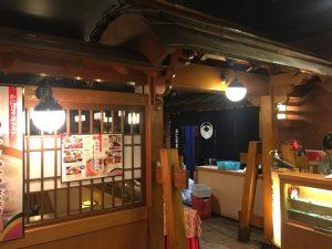 【新宿駅】はじめての「かに道楽」贅沢な蟹三昧大満足ううう!の店内入口