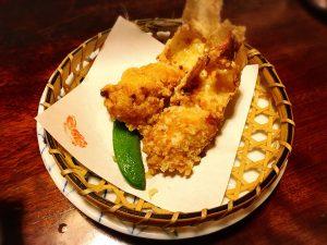【新宿駅】はじめての「かに道楽」贅沢な蟹三昧大満足ううう!のかにしゃぶ会席冬景色のタラバかに唐揚