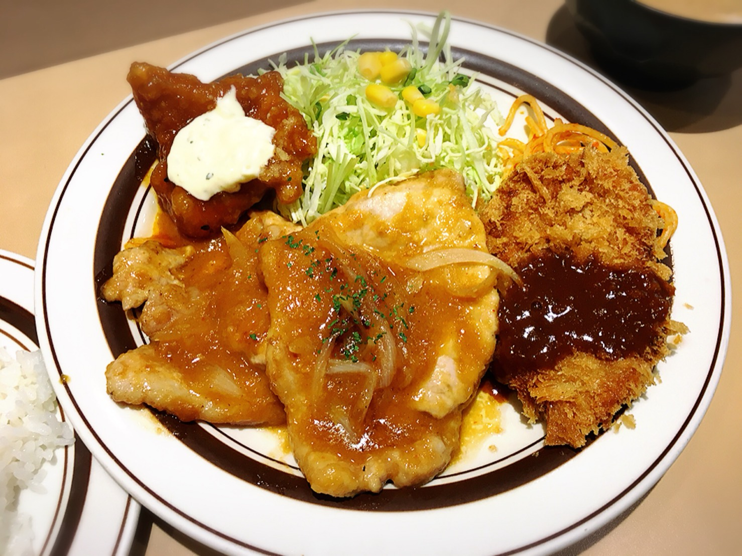 【大塚駅】安い!多い!美味しい!飽きない!最高デブ食!「キッチンABC 南大塚店」