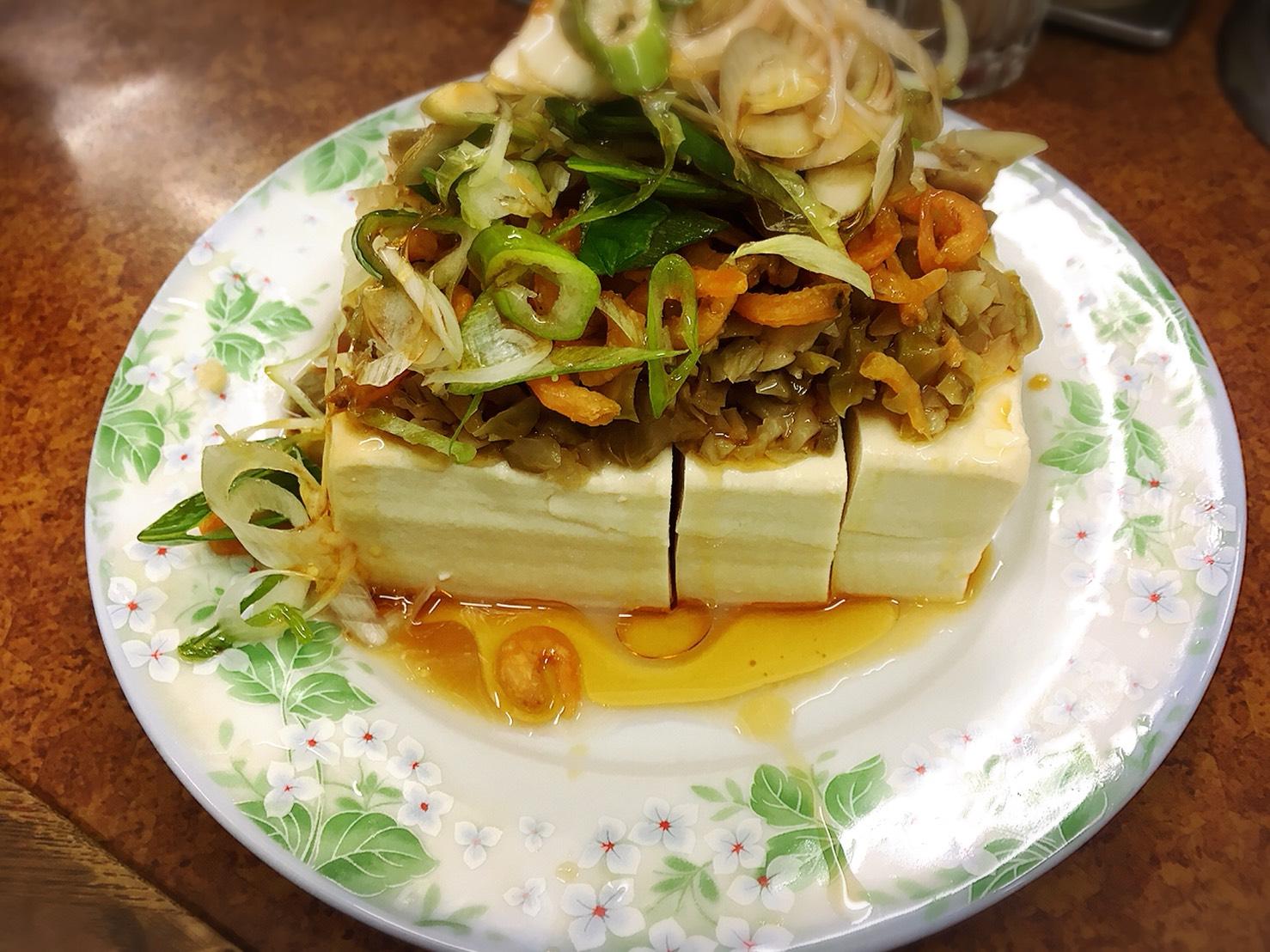 【番外編】中板橋「時ちゃんラーメン」の坦々麺フォーリンラブの冷奴