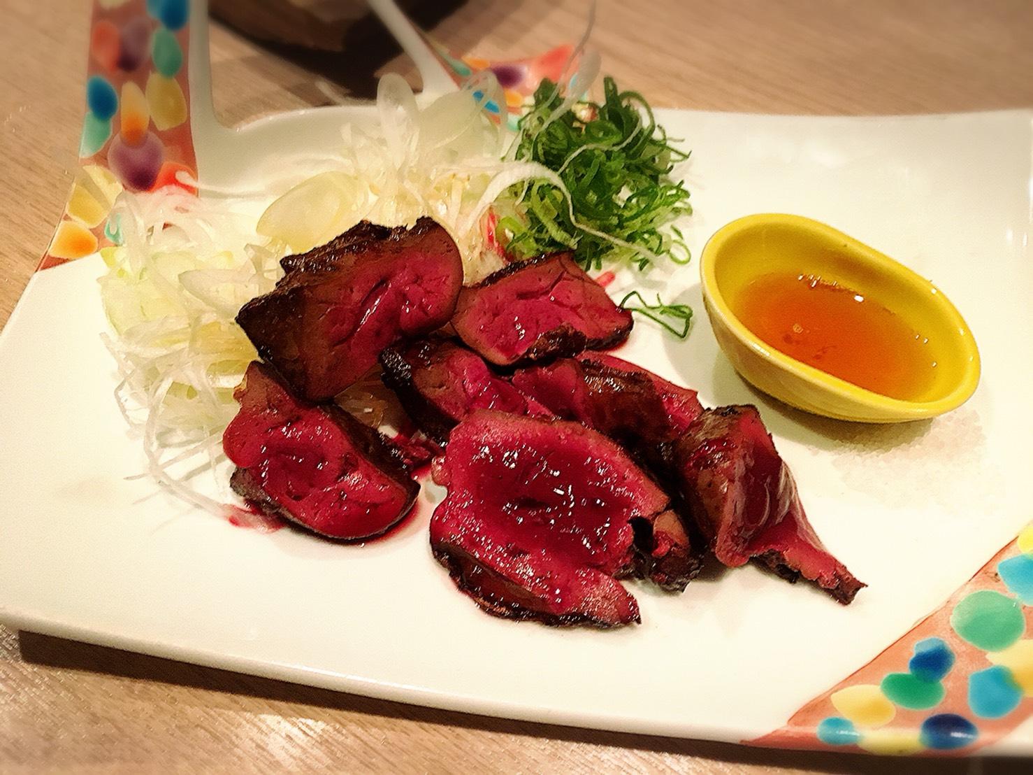 【池袋駅】落ち着いた少人数個室が使いやすい!九州料理もクオリティ高めの「TORI魚 池袋本店」のレバテキ