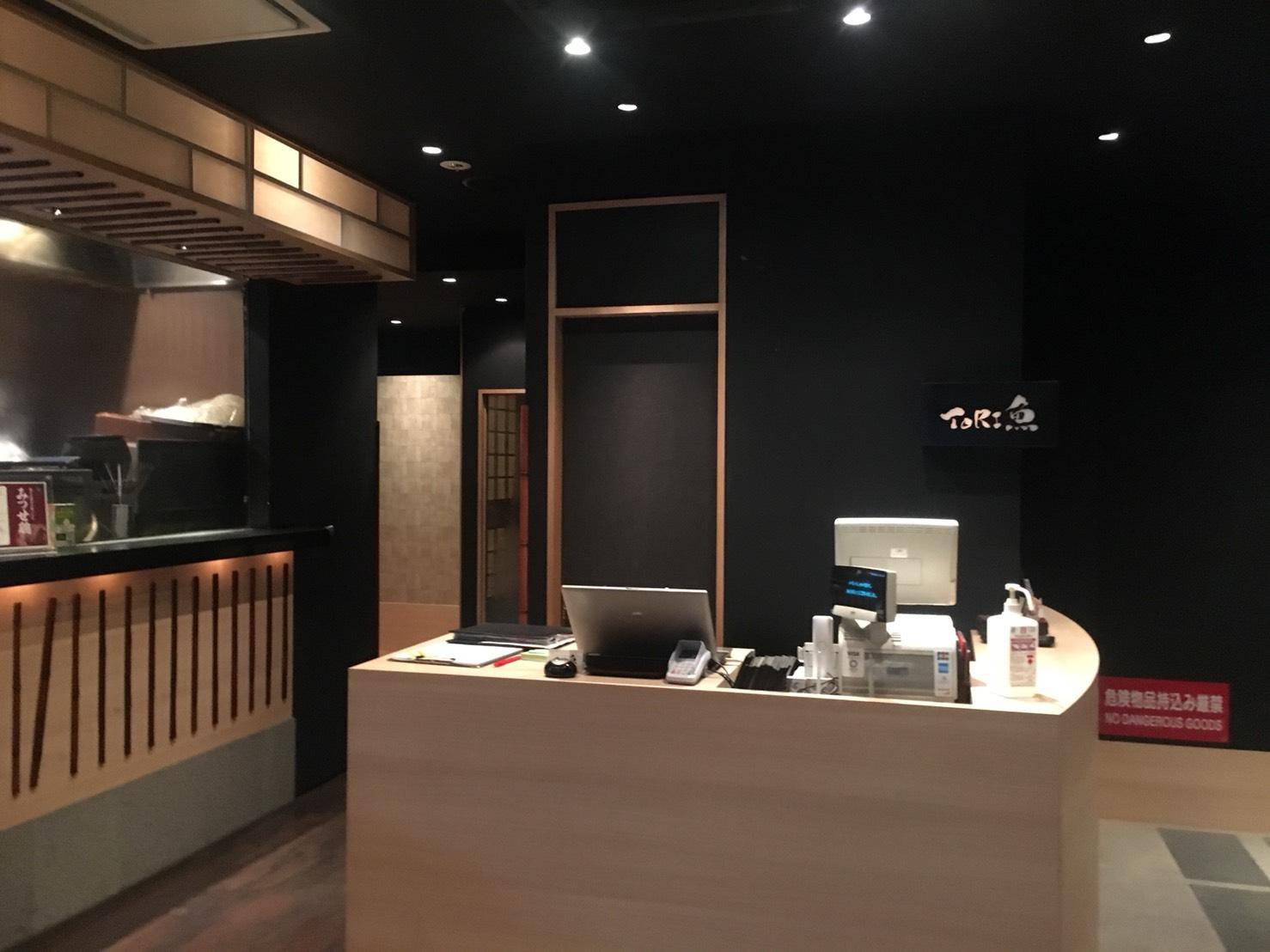 【池袋駅】落ち着いた少人数個室が使いやすい!九州料理もクオリティ高めの「TORI魚 池袋本店」の店内1