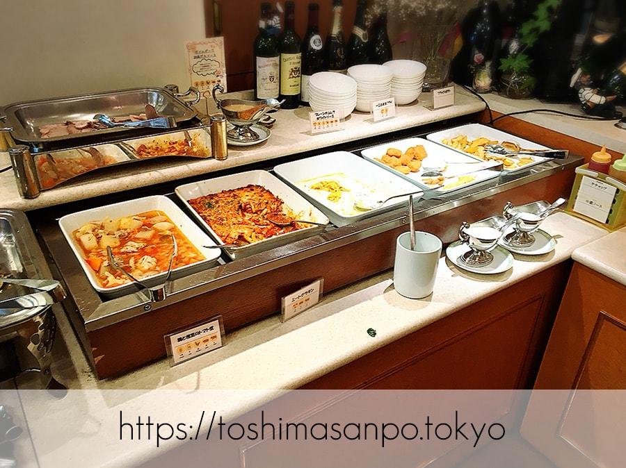 豊島区・池袋駅周辺:大満足の食べ放題・ビュッフェのランチしているお店(随時更新だよ)