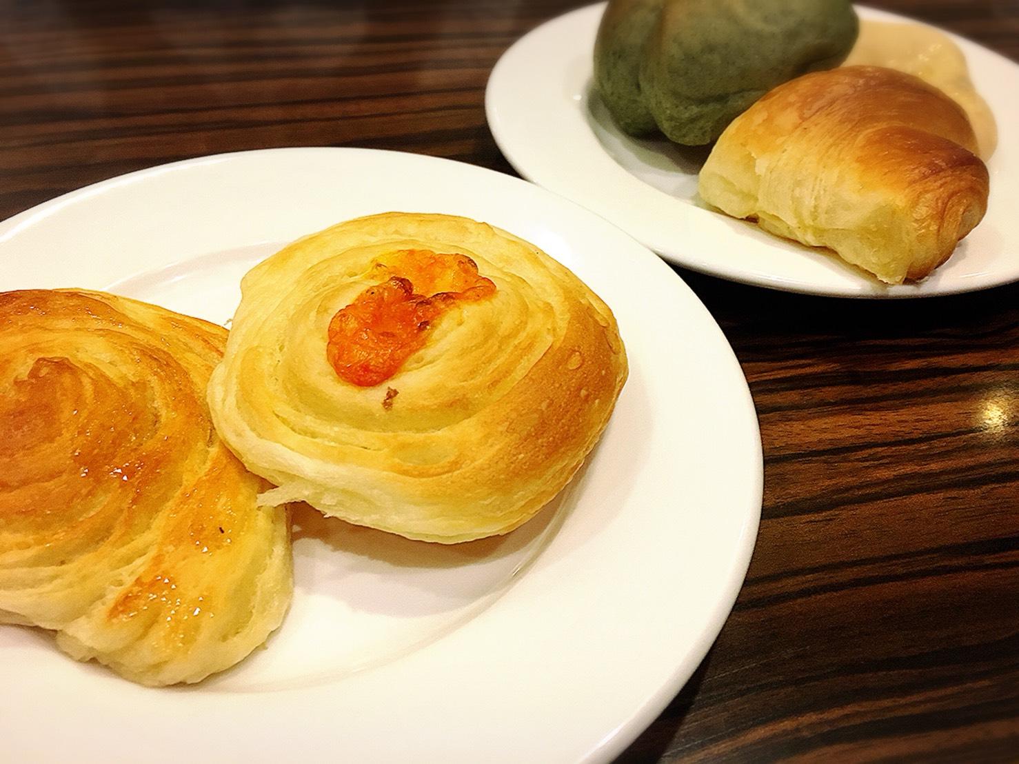 【池袋駅】自家製パン食べ放題とグリルで満腹「ビストロ309」のパン食べ放題2