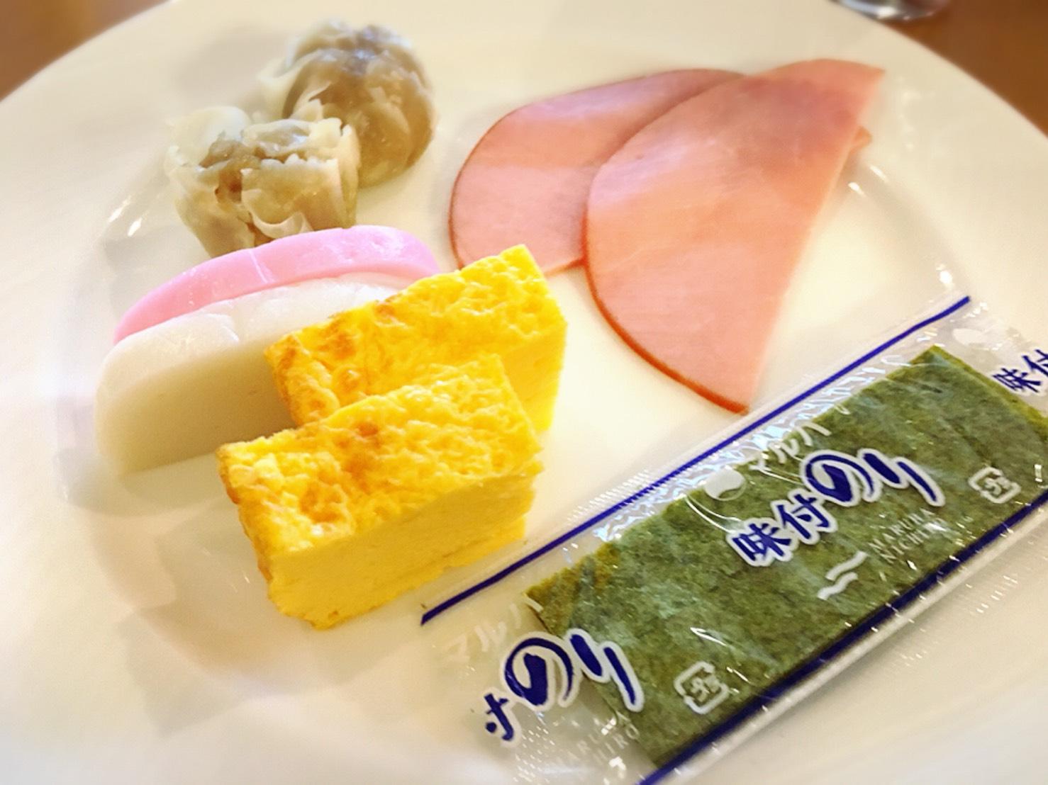 【池袋駅】モーニングビュッフェも最強だったレストラン「ピノ」の料理2