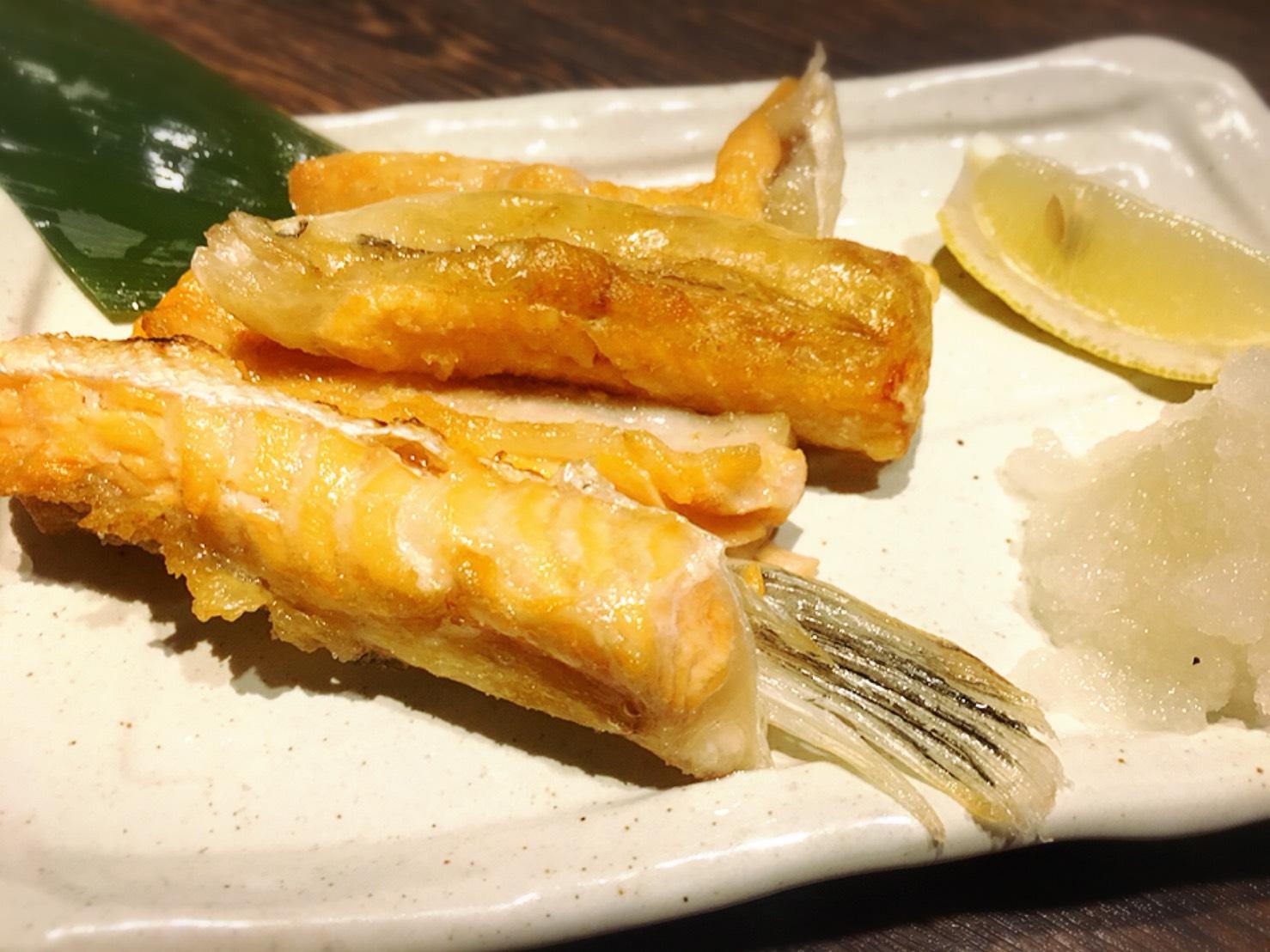 【池袋駅】いくらこぼれ丼を求めて「北海道知床漁場」の焼きハラス