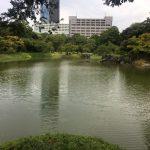 【飯田橋駅】江戸時代の中国趣味豊かな景観で一句よみたくなるよ。「小石川後楽園」の散策