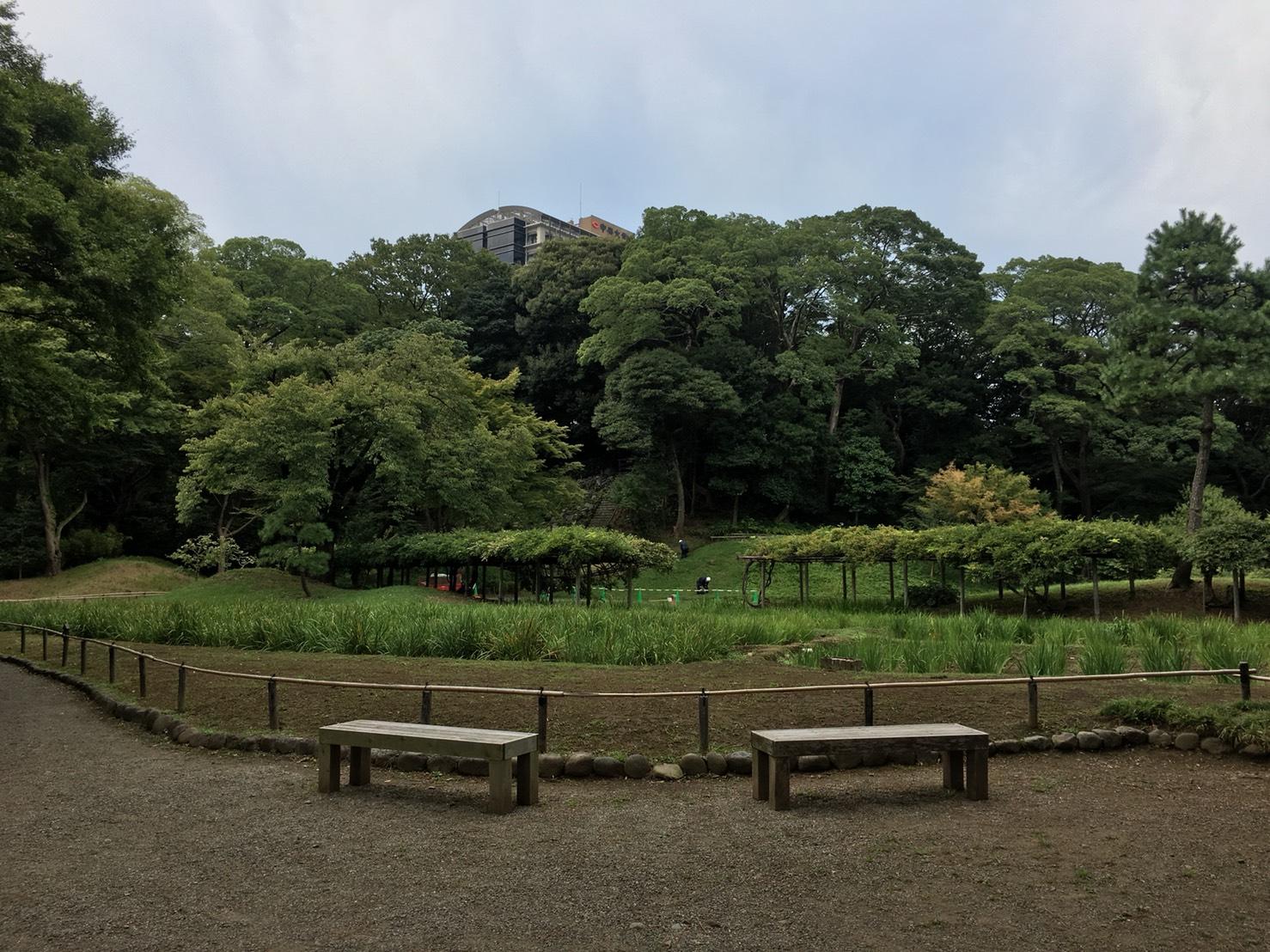 【飯田橋駅】江戸時代の中国趣味豊かな景観で一句「小石川後楽園」の庭園6