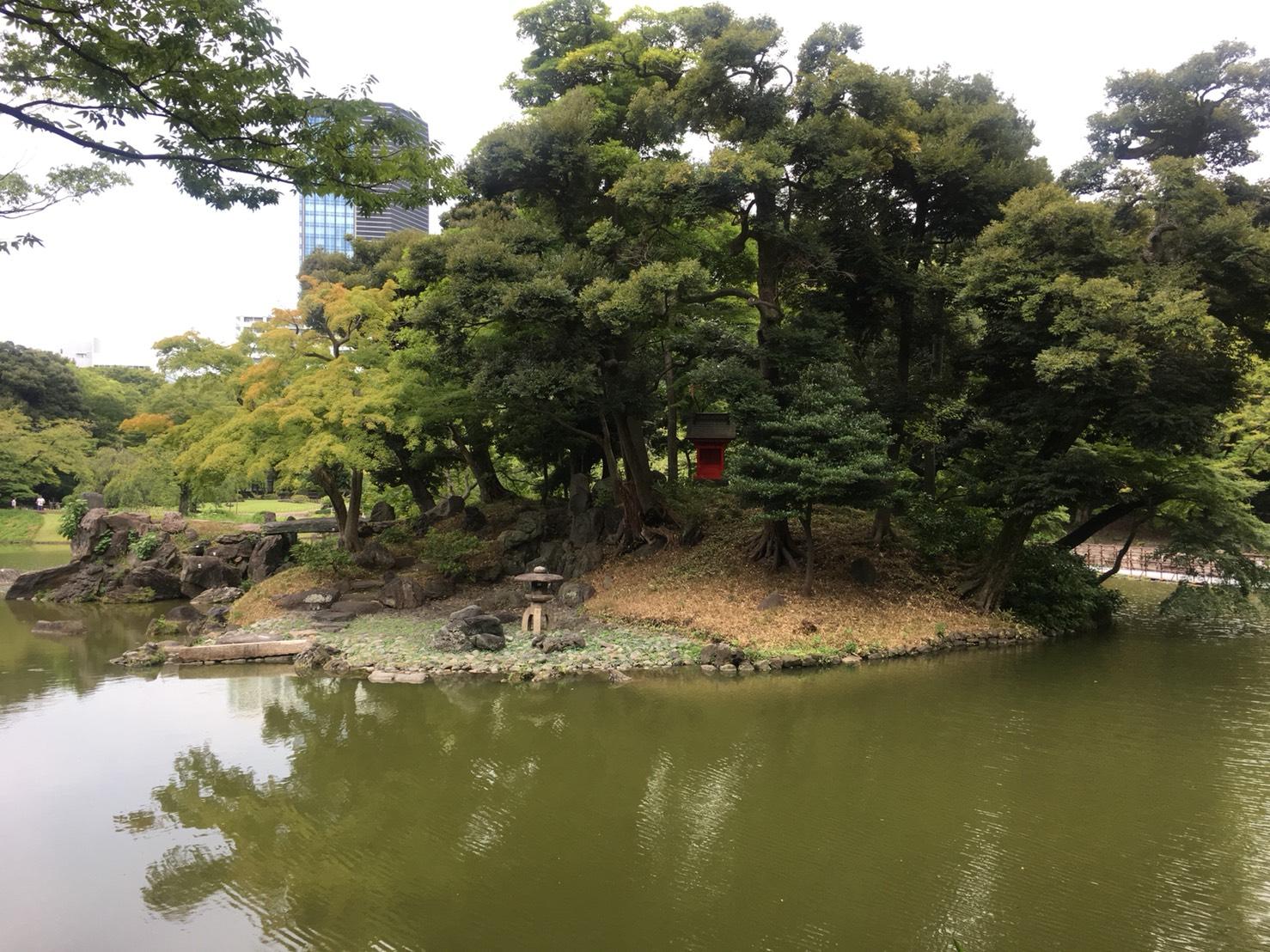 【飯田橋駅】江戸時代の中国趣味豊かな景観で一句「小石川後楽園」の庭園9