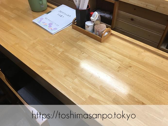 【ふじみ野駅】惚れ込んじゃった武蔵野うどん!遠くても待っても食べたい「手打ちうどん永井」のカウンター