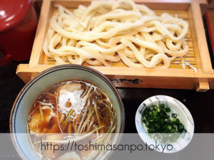 【池袋駅】埼玉名物の強烈極太麺!池袋でも食べられる!武蔵野うどんの人気店「うちたて家」