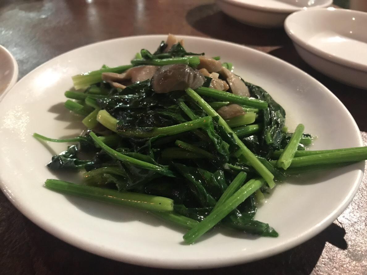【池袋駅】飲茶専門店で中国・台湾料理が食べ放題2500円「 中国茶館」の季節の野菜炒め