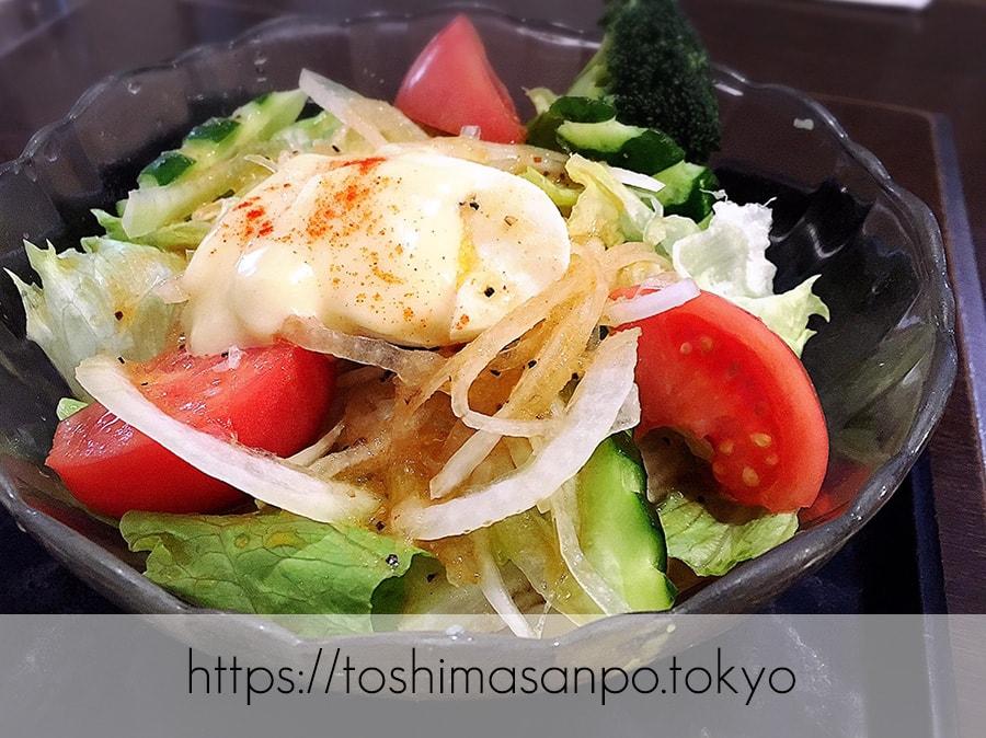 【新宿駅】ツルツルうどん美味しい!老舗サラダうどん発祥の「三国一」の追記:元祖サラダうどん