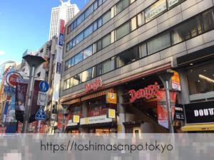 豊島区・池袋駅東口周辺:各ファミレスを保存!これで飲食やWi-Fi、電源に困ることなし。