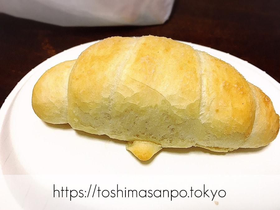 【大塚駅】創業20年以上のノスタルジーな無添加パン工房「サンロード」の塩バターぱん