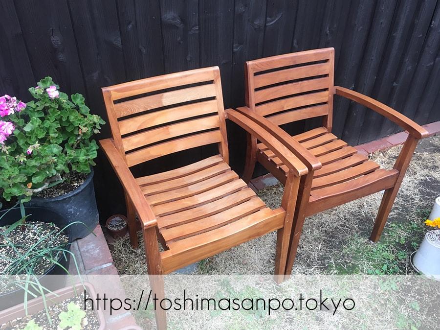 【護国寺駅】何かが生まれる。人と人をつなぐ場所「Gallery TAKAO」の外の椅子