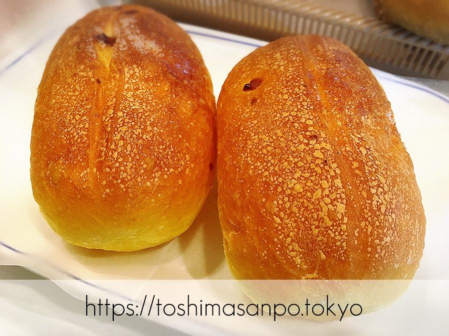 【池袋駅】毎日食べたい!「ヴィ・ド・フランス」のパン超愛してる!ヴィ・ド・フランスのはちみつバターパン