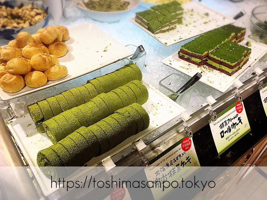 【池袋駅】なにこれ楽しい!みんなで行こうよ、自分で揚げる串揚げの食べ放題「串家物語 LABI1池袋店」のスイーツコーナー2