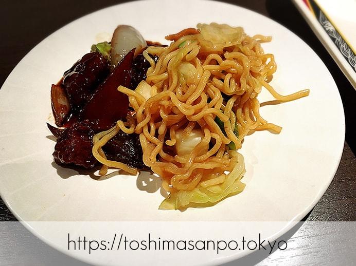 【池袋駅】池袋駅周辺の最安ビュッフェ!台湾料理・中華料理を大量摂取するには「台北夜市 池袋本店」の料理2
