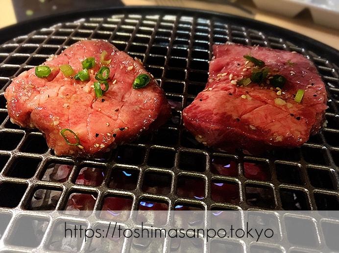 【新宿駅】なにこの初体験チーズキムチチヂミ!極上お肉も激安激うま!牛タンなど激人気店「韓感」の焼肉1