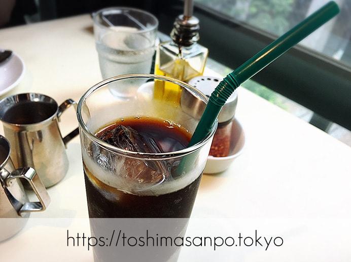 【新宿駅】いい雰囲気イタリアンランチするなら超おすすめ「オッティモ・シーフード・ガーデン」の食後のコーヒー