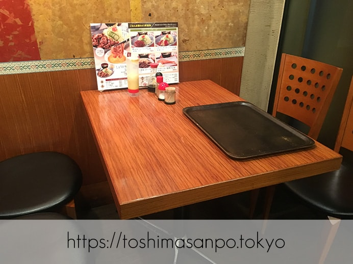 【池袋駅】気軽さが最高!サラリーマンに人気!大きな鉄板で作る安くて美味しい家庭の味「銀や」の店内3