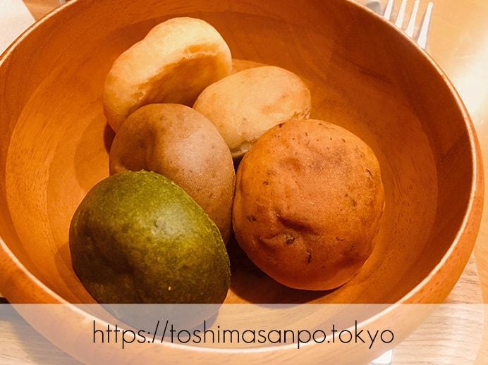 【池袋駅】タピオカ粉の創作パンはもちもち食感。意外とめっちゃお腹いっぱいに!「ぽんでCOFFEE」のぽんで
