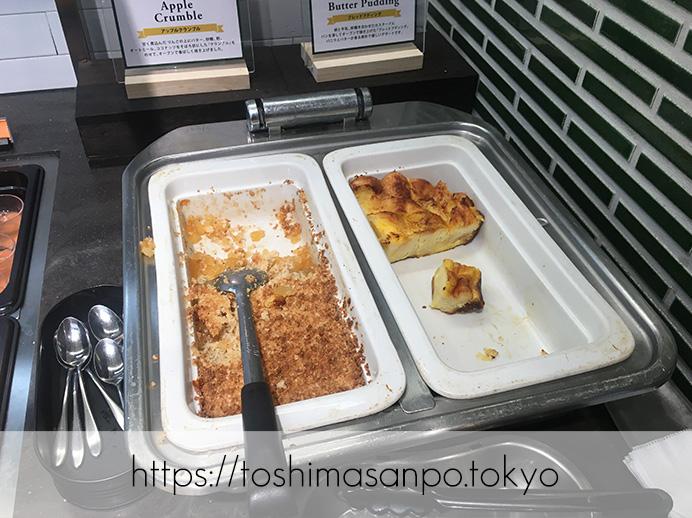 【大塚駅】新鮮野菜やデリサラダが最高。世界5ヶ国で愛されるビュッフェ「シズラー(Sizzler)」のスイーツ2