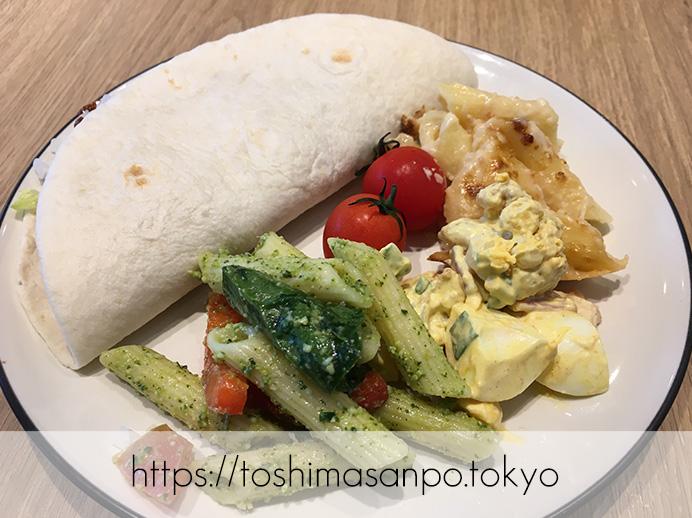 【大塚駅】新鮮野菜やデリサラダが最高。世界5ヶ国で愛されるビュッフェ「シズラー(Sizzler)」のビュッフェ2