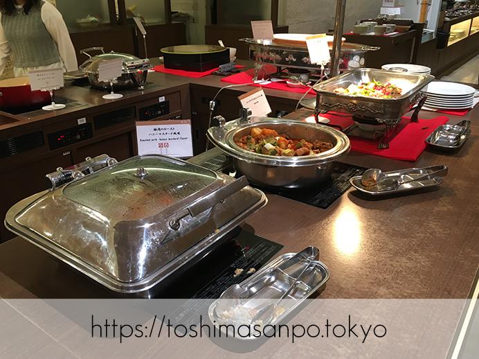【池袋駅】サンシャインシティプリンスホテルのビュッフェ知ってる?気兼ねなく入れる「レストラン バイエルン」のビュッフェ2